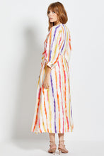 Asilah Dress - Brushed Rainbow - Rainbow