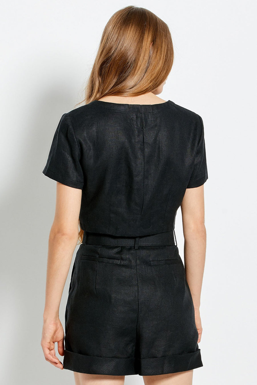 Lou Top - Black