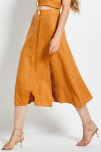 Masala Skirt - Tan