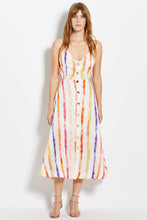 Orissa Dress - Brushed Rainbow - Rainbow