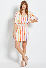 Shaanti Dress - Brushed Rainbow - Rainbow