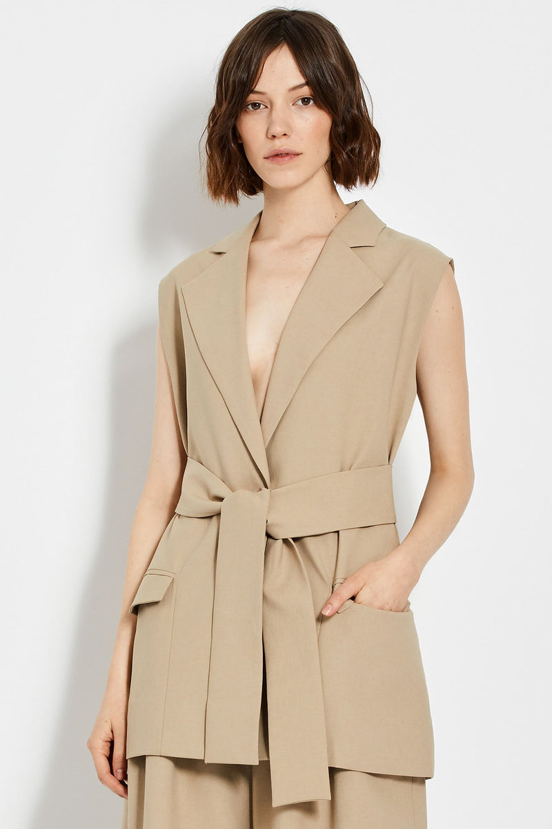 Jennifer Jacket - Almond