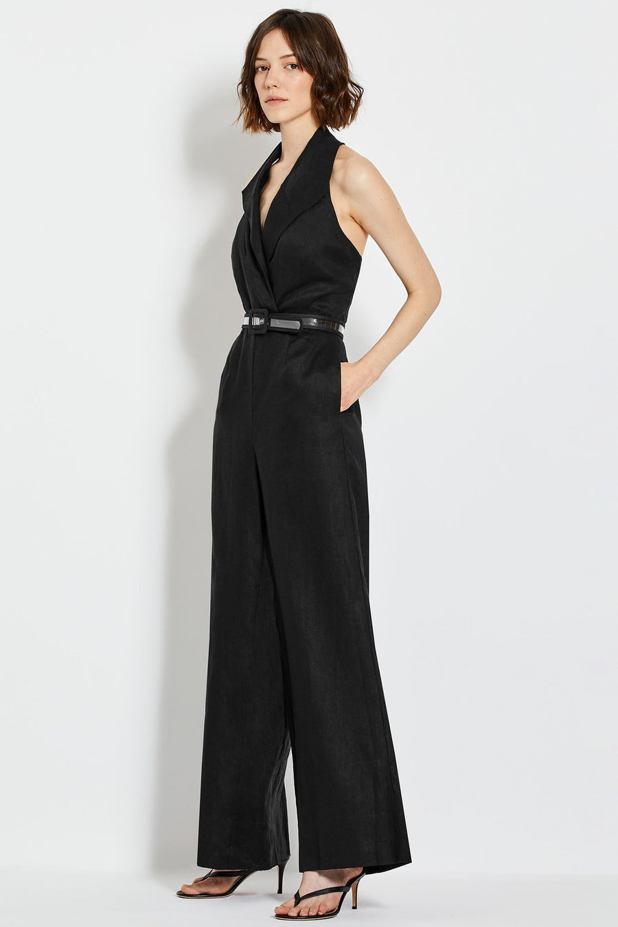 Marie Jumpsuit - Black
