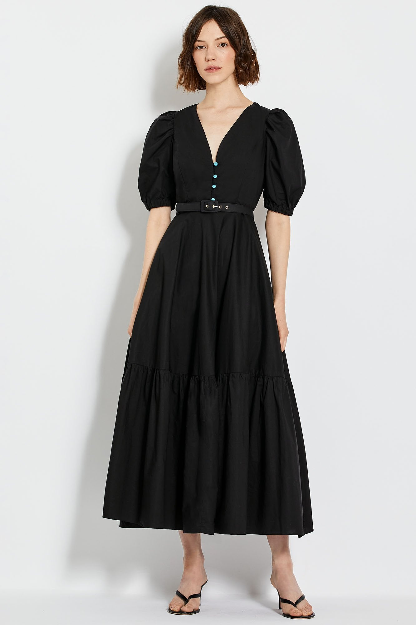 Rebecca Dress - Black