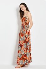 Susan Dress - Tarama Deco Floral
