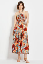 Tina Dress - Tarama Deco Floral