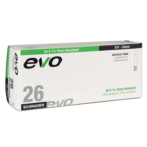 EVO, Thorn Resistant inner tube, 32mm, 26x1-3/8 SV.