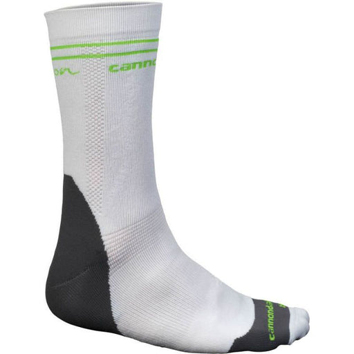 Cannondale Race Winter Sock White - 0S410/WHT Medium