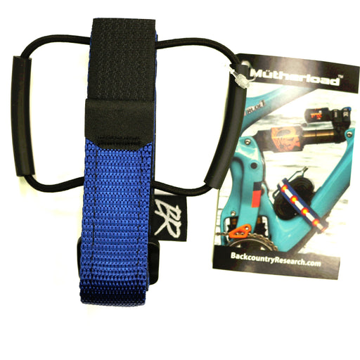 Backcountry Research Mutherload Frame Strap - Royal Blue