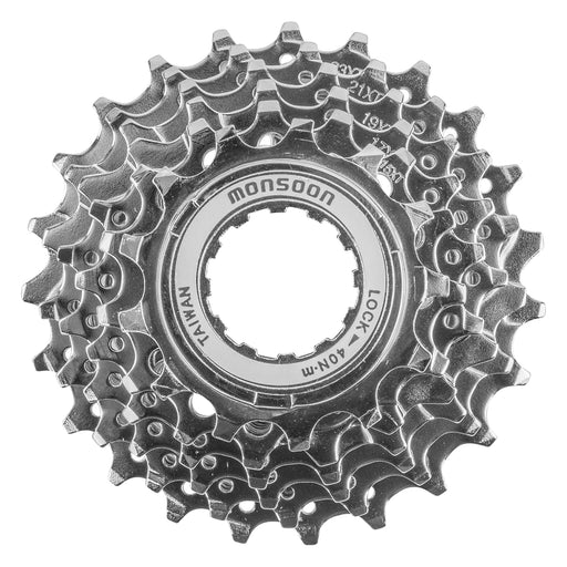 SUNLITE 7 speed Bicycle Cassette 11-23