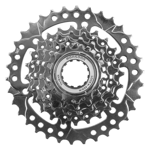 SUNLITE 7 speed Bicycle Cassette 11-34
