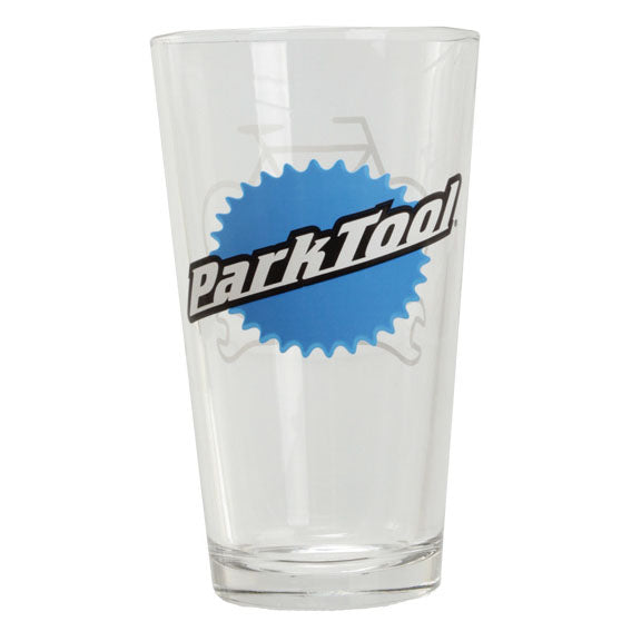 Park Tool PNT-5 Pint Glass Bike Shop Gift
