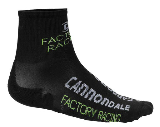 Cannondale CFR Team Cycling Socks - Black CFR - Small - 1T490S/CFR
