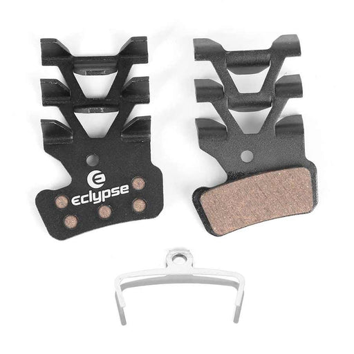 Eclypse, Blackout Race Pro Cool, Disc brake pads, Avid Trail