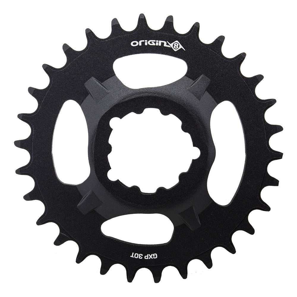 ORIGIN8 Thruster Direct 1x MTB Direct Mount 30T AL6061 GXP Black Chainring