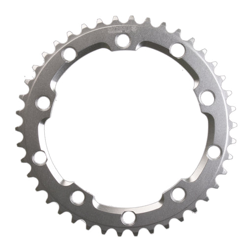 ORIGIN8 Single Speed 144mm/135mm 5-bolt 42T Silver Chainring