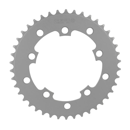 ORIGIN8 Single Speed 110mm/130mm 5-bolt 42T Silver Chainring