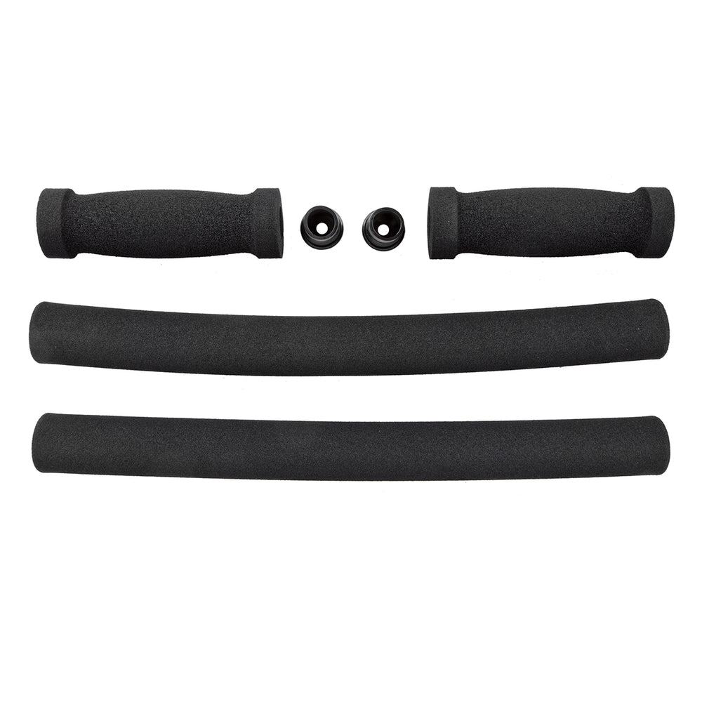 SUNLITE Cruiser Foam Grip Set Black