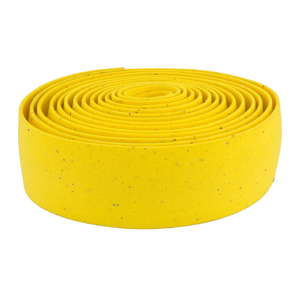 ORIGIN8 Pro Cork Handlebar Tape Yellow