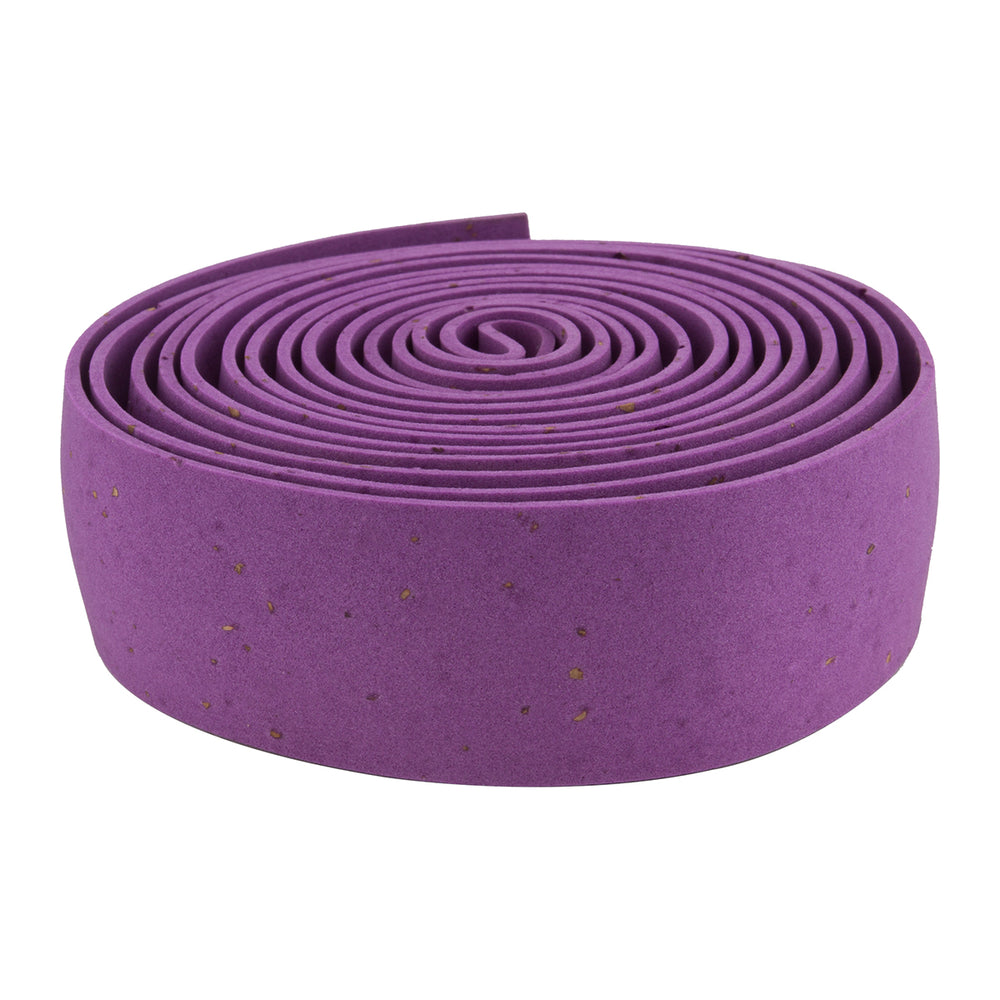 ORIGIN8 Pro Cork Handlebar Tape Purple