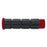 ORIGIN8 Dual Classic Grips Black/Red