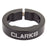 CLARKS CLR Lock-On Rings Black