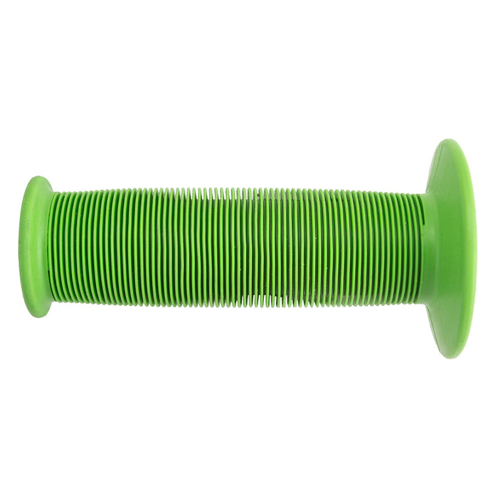 ODI Mushroom Single Ply Grips Lime Green