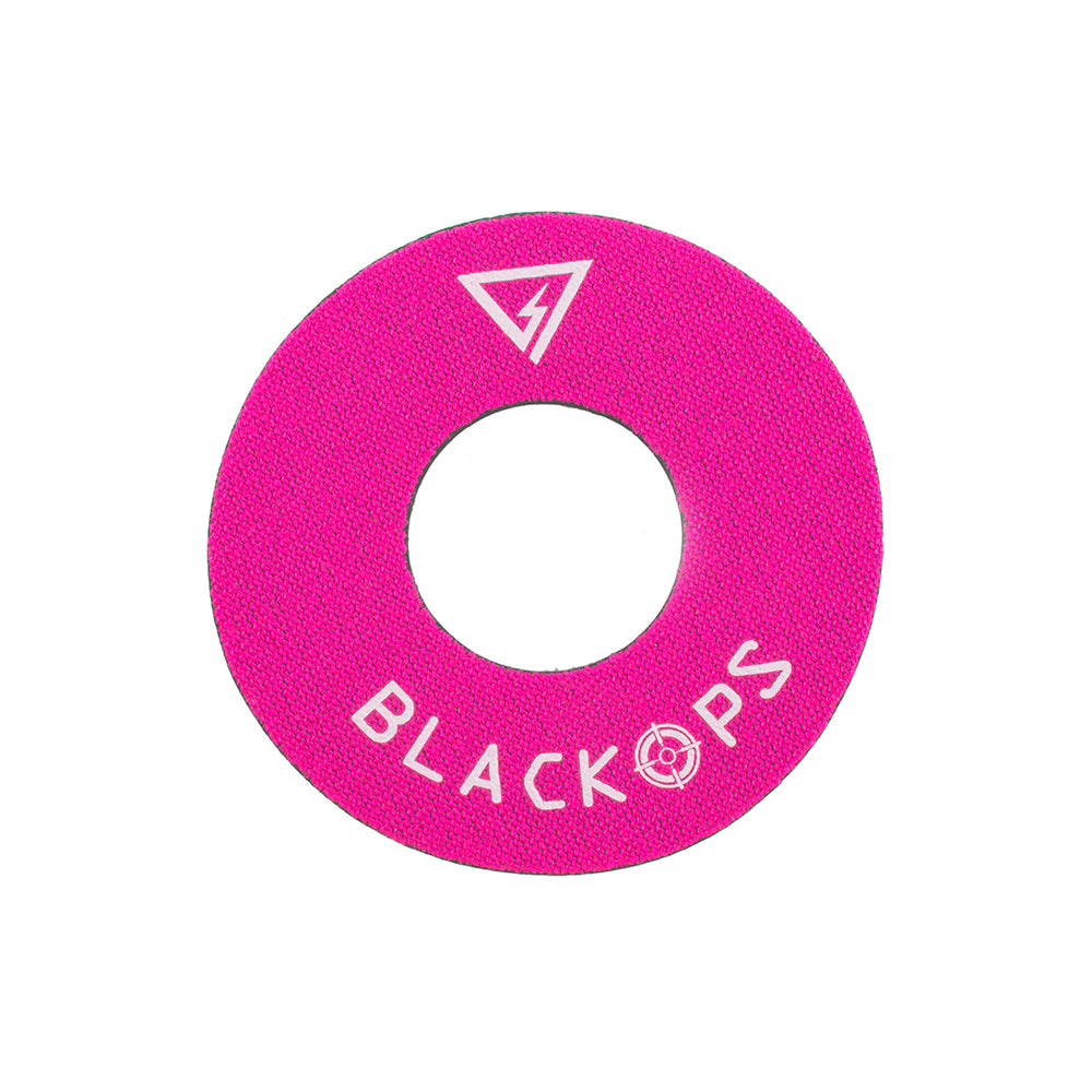 BLACK OPS Donuts Hot Pink