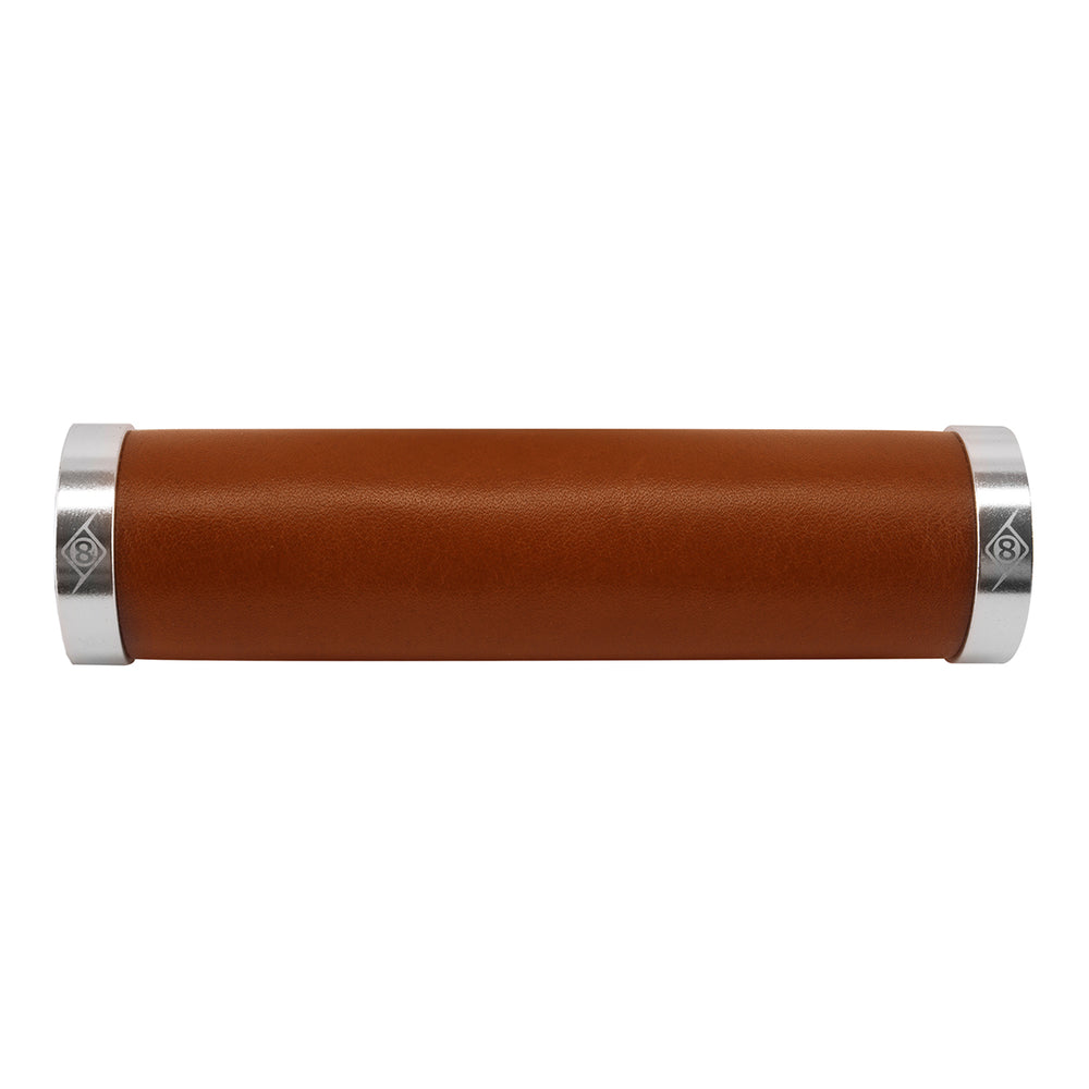 ORIGIN8 Classic Leather Locking Grips Honey