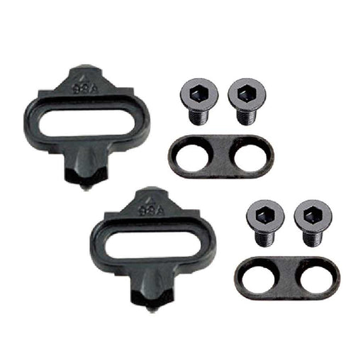 Eclypse, 98A, Cleats, Shimano SPD compatible, Hardware included, Display card