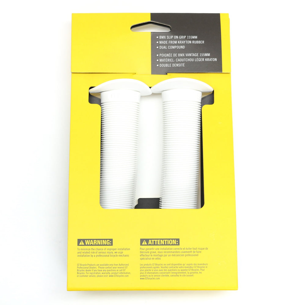 GT Bicycles Super Soft with Flange Grips White