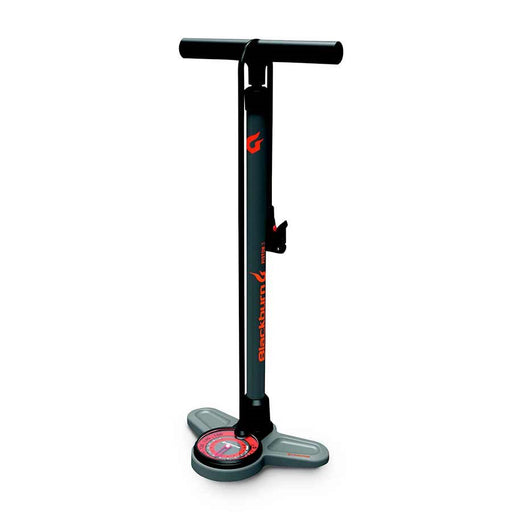 Blackburn, Piston 3, Floor pump, Grey/Orange