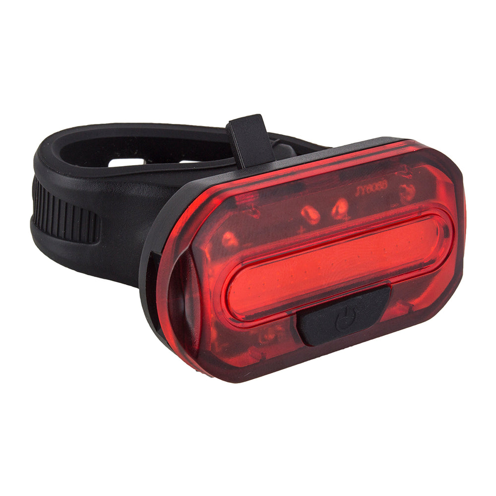 SUNLITE Ion Tail Light Black Mini Bicycle Safety Light