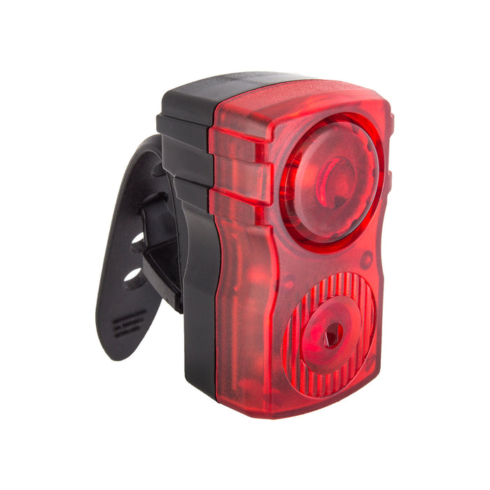 SUNLITE Jammer USB Tail Light Black Mini Bicycle Rechargeable Rear Light