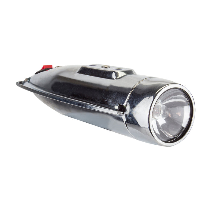 SUNLITE Low Rider Chrome Long Retro Vintage Bicycle Light