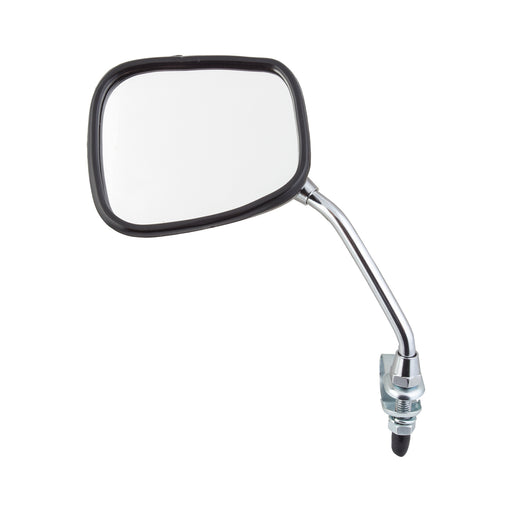 SUNLITE Deluxe Mirror Bolt-on Chrome Bicycle Safety Mirror