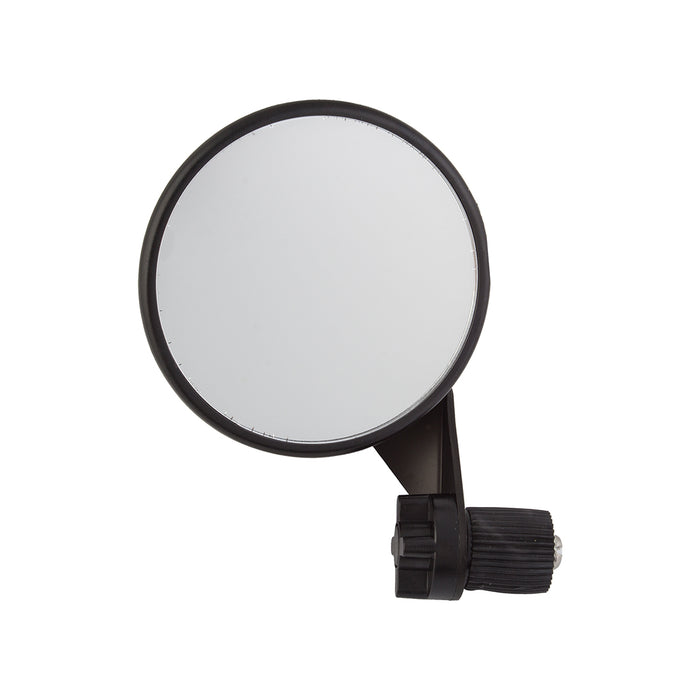 SUNLITE HD Bar End Mirror Bar End Black Bicycle Safety Mirror