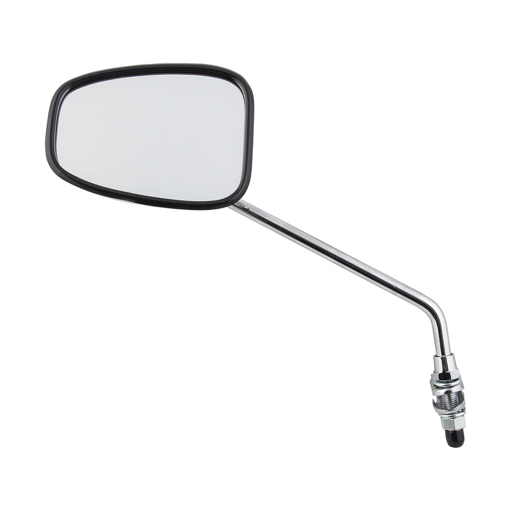 SUNLITE HD II Mirror Bolt-on Chrome Bicycle Safety Mirror