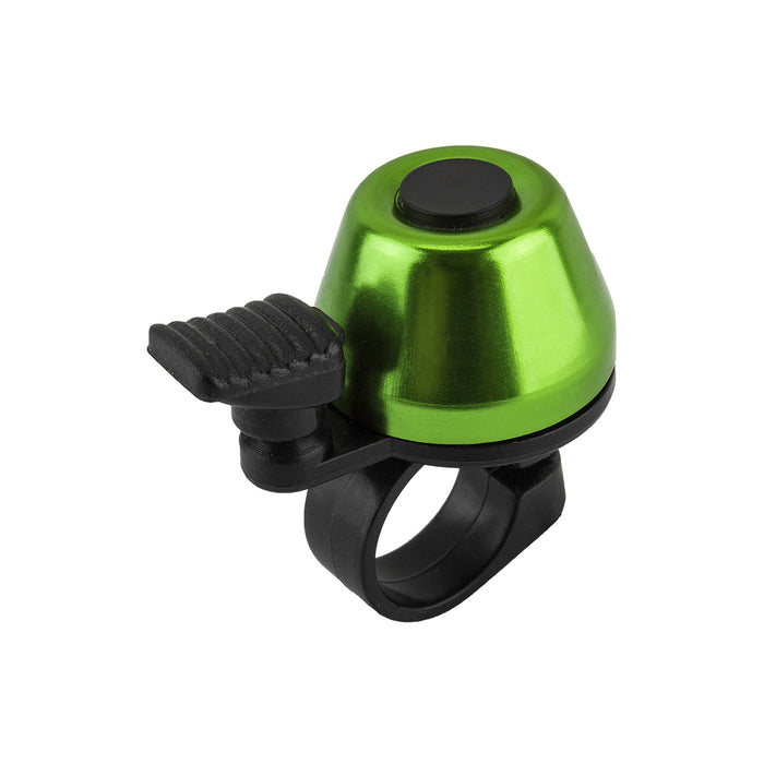 SUNLITE Candy Mini Mallet Alloy Anodized Green Bike Bell