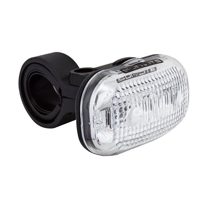 SUNLITE HL-L380 LED Front White Bicycle Safety Light