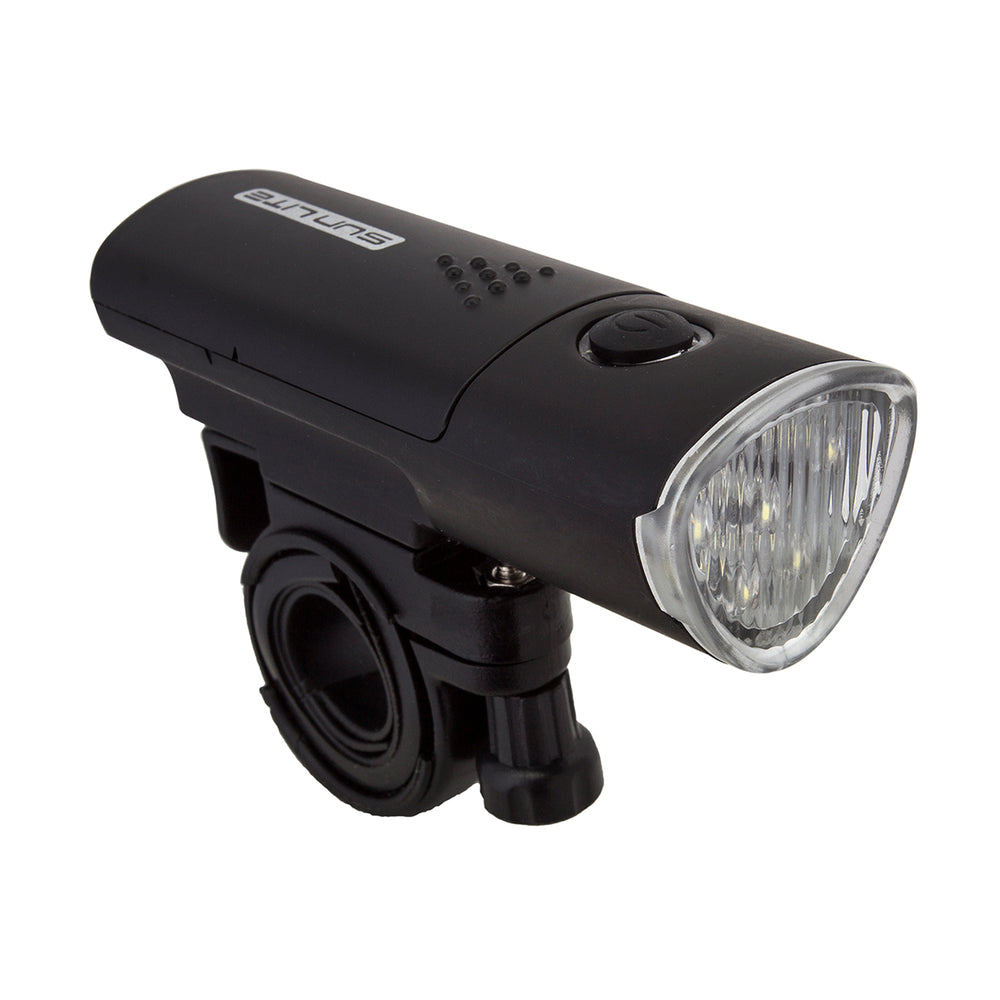 SUNLITE HL-L535 LED Black Front Bicycle Safety Light