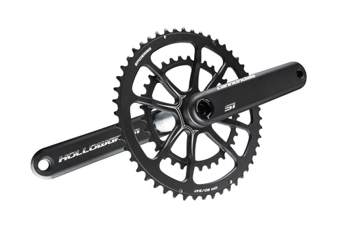 Cannondale Hollowgram SI Crankset - 172.5mm 52/36T 8 Arm Spidering - CU40367203