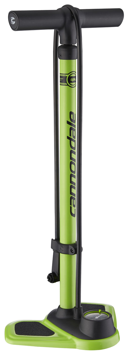 Cannondale Airport Nitro Floor Pump Green CU4050NT02