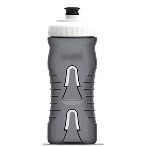 Fabric Cageless Water Bottle Grey/White 22 oz FP4016U6422