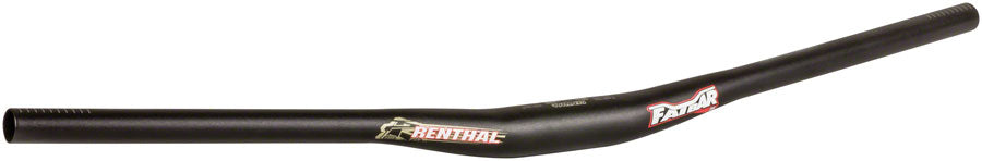 "Renthal Fatbar 35 bars, (35.0) 0.4"" black"