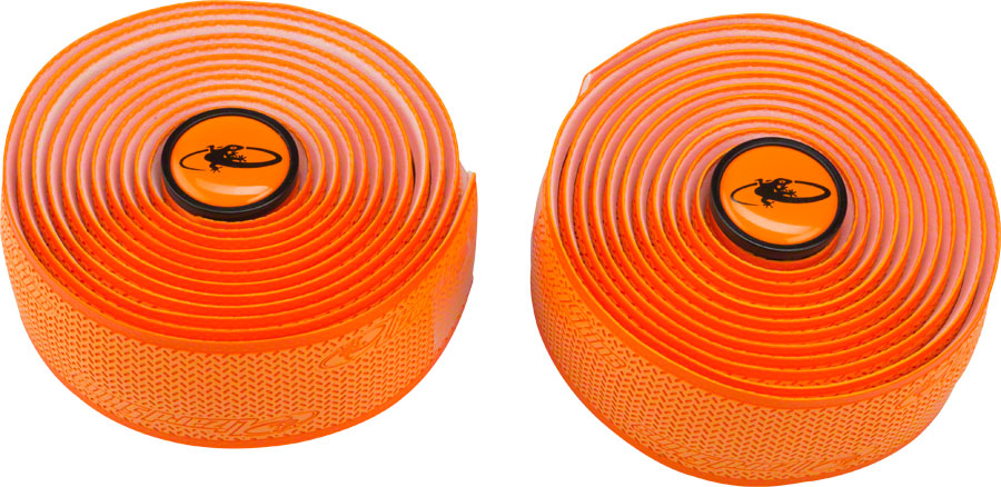 Lizard Skins DSP 2.5mm Bar Tape: Tangerine
