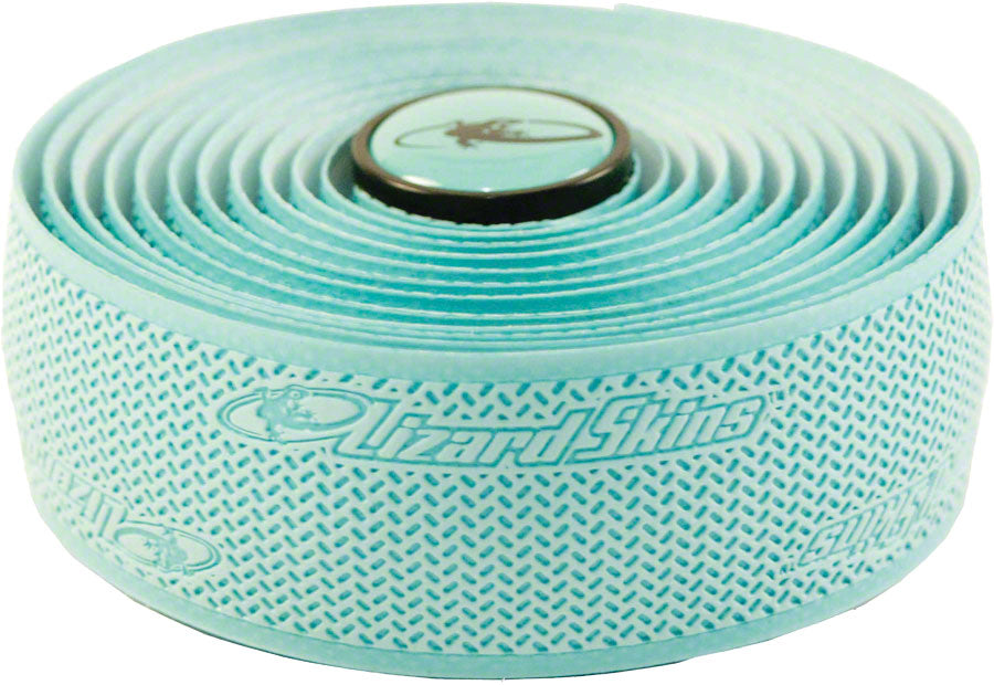 Lizard Skins DSP 2.5mm Bar Tape: Celeste Green