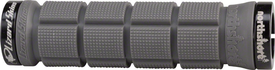 Lizard Skins Northshore Lock On Grips Graphite
