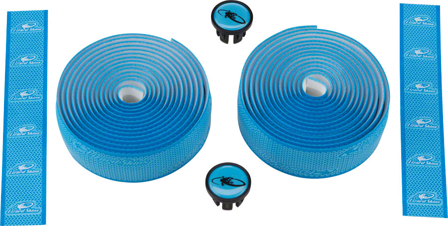 Lizard Skins DSP Bar Tape 2.5mm Sky Blue