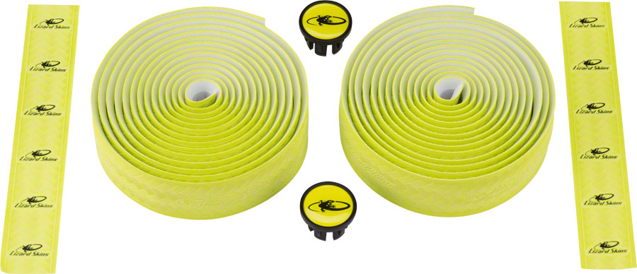 Lizard Skins DSP Bar Tape 3.2mm Neon